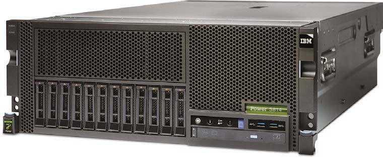 IBM Power Systems S814 S824 Server