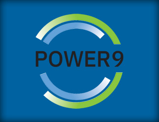 IBM POWER9 Logo