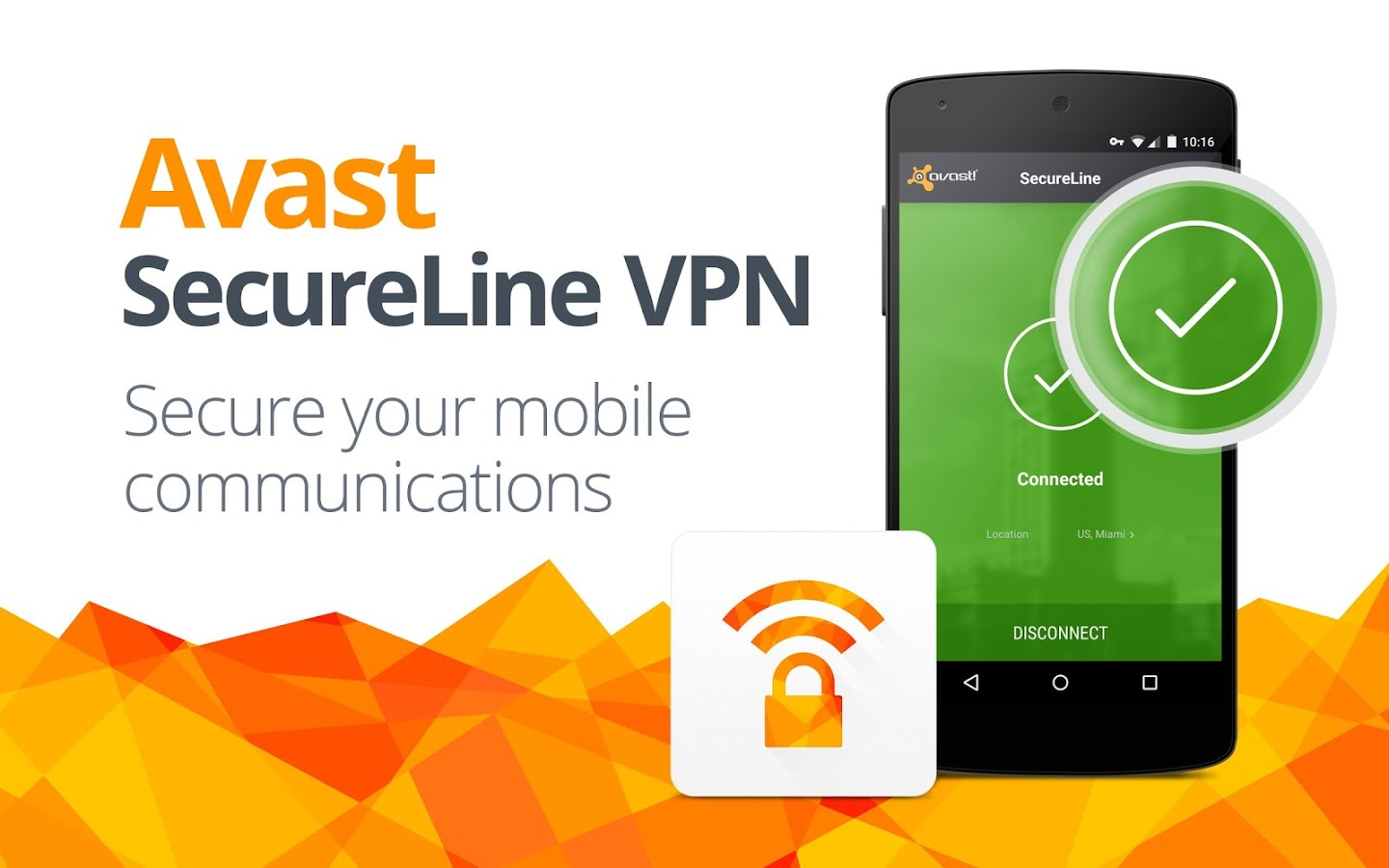 UCG Highly Recommends Avast Security VPN for Your iPhone or Android